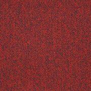 Mocheta rosie pentru birou tip dale fara lipire  Modulyss Alpha 332